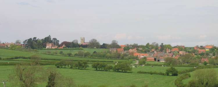 Laxton Village